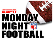 ESPN's new Monday night franchise pulled in higher ratings than it's former Sunday night game, which is now on NBC.