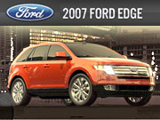 An online community site is a central feature of Ford's interactive campaign for the Edge SUV.