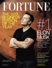 Time Inc. publishes Fortune magazine
