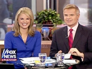 Juliet Huddy and Mike Jerrick will butt into Regis and Kelly territory.