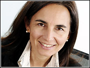 Maria Luisa Francoli's CEO role with MPG is now official.