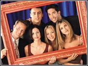 Syndicated airings of 'Friends' remains popular with advertisers.