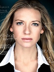 Anna Torv plays FBI Agent Olivia Dunham in Fox's 'Fringe.'