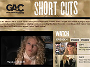 Great American Country's 'Short Cuts' chronicle 17-year-old country singer Taylor Swift's trip to New York.