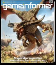 Game Informer's tablet edition.