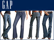 The new campaign is the first TV work developed under Cynthia Harriss, a former Disney executive who took over in May 2005 as president of Gap North America.