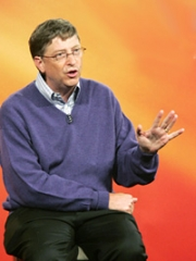 Bill Gates at a press conference today announced he is relinquishing day-to-day operations, calling it a 'reordering of my priorities.'