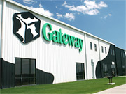 Gateway has been a bit off the radar in terms of market share, and advertising, for a while.