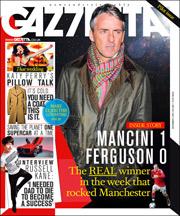 Gaz7etta's pilot issue.