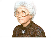 Estelle Getty, the tart-tongued grandma Sophia Petrillo on 'The Golden Girls,' passed away at the age of 84.