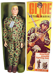 GI Joe: Americas movable fighting man.