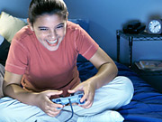 The increase in women gamers may also be coming from the growth of Nintendo's Wii console, which wasn't addressed specifically in the survey but will be in a coming one.
