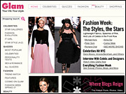 The idea behind Glam was to take the shopping-magazine genre to the web, capture shoppers early in the buying cycle and become a part of their lives.