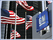 GM's ad spend numbers would suggest a cut so enormous that the falloff is greater than the total spending of, say, Nike or Volkswagen.