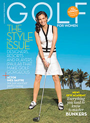 Golf for Women closely follows Hearst's Quick & Simple to the dustbin.
