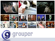 Sony Pictures Television's syndicated TV ad sales team will also sell Grouper.com and other Sony digital properties.