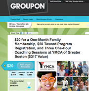 Mobile coupon services like Groupon are now popular with audiences beyond young, affluent males.
