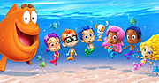 An increased offering of programming for preschoolers -- including Bubble Guppies (above) and The Umizumiz -- is on the horizon for early 2008.