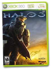 Thousands of fans lined up at midnight at some 10,000 stores around the country to be the first to buy and play 'Halo 3,' which many believe will set sales records and give Microsoft a much-needed boost in game console sales.