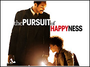 Sony is using its newly acquired video-sharing site Grouper to promote the movie 'Pursuit of Hapiness,' tearing a page out of Fox's playbook.