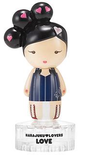 Gwen Stefani's Harajuku Lovers quickly broke into the top 10 fragrances this holiday season.