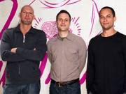 Mike Harris, John Patroulis, Scott Duchon