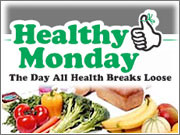 Former agency creative director Sid Lerner and his wife Helaine created the 'Healthy Monday' promotional concept for the Mailman School of Public Health at Columbia University. | ALSO: Comment on this article in the 'Your Opinion' box below.