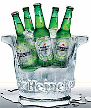 Heineken was the first imported beer to race into the U.S. market when Prohibition was repealed. Being first was a key factor in the brand's long-term success here.