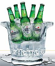 Berlin now handles creative duties on the two heaviest-spending import beer brands, Heineken Lager and Premium Light.