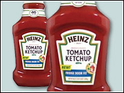 While Heinz Ketchup was one of the few brands to see a sales decline recently, the company will spend heavier on TV, print and radio beginning in April and through the summer to promote it and other products.