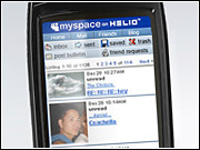 Helio: The mobile virtual-network carrier was the first to offer MySpace on phones.