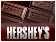 Hershey will focus its increased dollars on brands including Reese's, Hershey's Kisses, Kit-Kat, Twizzlers and York.
