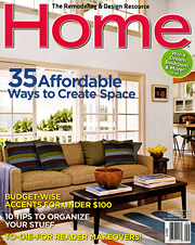 'Home' is the latest magazine to fall before the combined onslaught of the housing debacle, the economic downturn and rising competition for readers and advertisers.