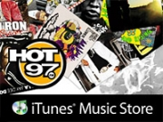 The Web sites of Emmis radio stations such as Hot 97 have added an iTunes digital music store.