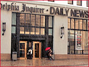 For the second time in three months the 'Philadelphia Inquirer' and 'Daily News' have been sold.