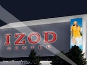Izod will soon replace Continental as the name for the arena.