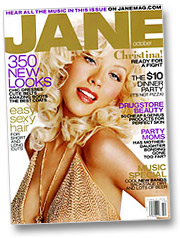 Ad pages at 'Jane' were down 25.8% through September.