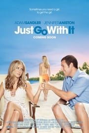 'Just Go With It' is reportedly one of the first films that will be available as a $30 early VOD offering.