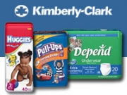 Sales of K-C's Huggies, Pull-Ups and Depend brands led to 6% sales growth in its North American personal-care business in the second quarter.