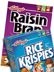 In a move expected to be followed by its rivals, Kellogg plans to raise its cereal prices 2% and decrease the size of its product packages.