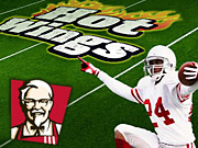 KFC hopes a player or entertainer performs the chicken dance at this year's Super Bowl.