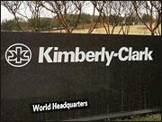 Kimberly-Clark is preparing to massively shift its marketing budget toward nontraditional media.