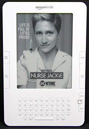 A free download of the pilot script for Showtime's new series 'Nurse Jackie' will be available at the Kindle Store until Aug. 31.