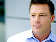 Organic CEO Mark Kingdon