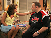 Soon-to-be-ending 'King of Queens' was ther highest-ranked comedy this week -- at 11.