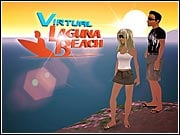 Virtual 'Laguna Beach' is part of MTV's plan to tap into new revenue sources, including e-commerce and subscriptions.