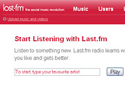 Based in the U.K., Last.fm is best-known for its social-recommendation engine, in which new artists are suggested to users based on their playlists and what tastes they may have in common with other users.