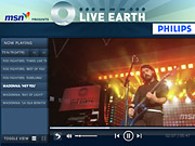Live Earth organizers suggest that up to 80% of total views could happen via video on demand after the event, meaning most of the traffic for the concerts is yet to come.