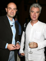 Stop making sense, Chris! Chris Anderson and David Byrne
