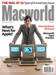 Macworld is the leading Mac magazine with a circulation of 300,000 and 12 million page views per month at Macworld.com.